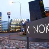 Den finske mobilgigant Nokia vil have lov til at kikke med i de ansattes post - og nu kommer politikerne ønsket i møde. Foto: Scanpix