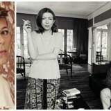 For meget familie og for lidt forfatter? Ifølge Berlingskes anmelder Mette Høeg er fokus i en ny dokumentar i for høj grad på mennesket Joan Didion og for lidt på de bøger, den amerikanske forfatter har skrevet. Foto: Thomas Altheimer og Netflix/PR.