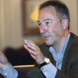 Det var helt efter bogen, at TDCs tidligere topchef, Jens Alder, for et år siden blev sat på porten efter to år. Foto: Jens Nørgaard Larsen, Scanpix