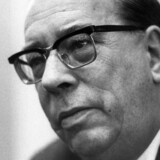 Georg F. Duckwitz blev i 1958 Tysklands ambassadør i Danmark.