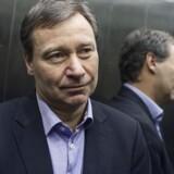 Jim Pedersen der som adm. direktør stod i spidsen for det krakkede OW bunker