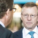 Administrerende direktør Nils Smedegaard Andersen er klar til at gå på opkøb. Arkivfoto.