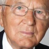Karl Albrecht var Tysklands rigeste mand. Han levede i det skjulte og døde for en uge siden, men bisættelsen var overstået, før nyheden slap ud. Sidste gang, han udtalte sig om noget udadtil, var i forbindelse med et foredrag i 1953. Foto: AFP/Aldi South Group