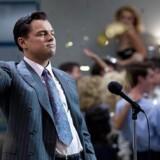 Leonardo di Caprio spiller hovedrollen som storsvindleren Jordan Belfort, der tjente millioner på ulovlig handel med små aktier.