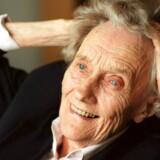 Den verdensberømte svenske børnebogsforfatter døde i 2002, 94 år gammel.