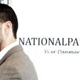 Kashif Ahmad, der sammen med sine to brødre har stiftet Nationalpartiet.