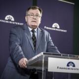 »Der bliver ikke flere penge at dele ud af i finanspolitikken, selvom konjunkturerne er i bedring,« siger finansminister Claus Hjort Frederiksen.