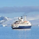 Oplev det syvende kontinent, Antarktis, på cruise med skibet Sea Adventurer.
