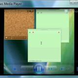 Windows 7 har fået en letvægtsudgave af multimedieafspilleren Windows Media Player, når man hurtigt skal høre musik eller se film. Illustration fra Thinknext.net