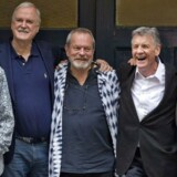 Eric Idle, John Cleese, Terry Gilliam, Michael Palin og  Terry Jones genforenes ti aftener i juli