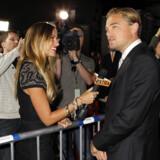 Skuespilleren Leonardo DiCaprio rykkede i efteråret 2011 ind som investor i iværksættervirksomheden Mobli - et socialt medie, hvor brugere kan tagge billeder og videoer med lokalitetstjenester.