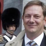 Kontorchef i Erhvervsstyrelsen, Carsten Ingerslev