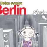»Ella Bellas eventyr: Berlin« Af Sara Helena Kangas Forlaget Bolden, 249 kr.