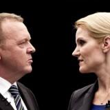 Socialdemokraterne håber, at Lars Løkke Rasmussens tøjsag på sigt bliver en gamechanger.