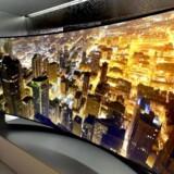 Den amerikanske TV-producent Vizio dropper helt 3D i deres nye fjernsyn og fokuserer i stedet på ultra HD. Også flere TV-kanaler droppede sidste år at sende indhold i 3D. Foto: Scanpix