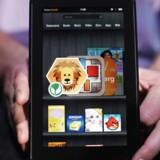 Amerikanske Amazon vil konkurrere med Apple, Google, Samsung og de andre spillere på markedet for smartphones.