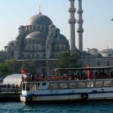 Det officielle indbyggertal i Istanbul er vokset til 13 millioner, men er i virkeligheden nok en del større.