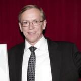Direktøren Kenneth Jensen fra Beierholm Revision modtager prisen for at være Danmarks Bedste Arbejdsplads 2014.