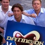 Dating.dk blev stiftet i 1998 af Henrik Back, Morten Wagner og Peter Sønderby og i dag har de en bruttofortjeneste på over 35 mio. kroner.
