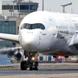 Airbus leverer pæne tal.
