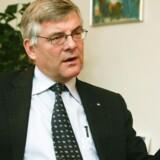 ISS' tidligere topchef, Jørgen Lindegaard, er nu formand for bestyrelsen på IT-Universitetet. Arkivfoto: Bjarne Lüthcke