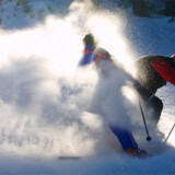 Vis hensyn overfor de andre skiløbere.