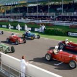 Nurburgring i Tyskland er blot et af de mange steder i Europa, hvor du denne sommer kan se de flotte klassiske racerbiler.