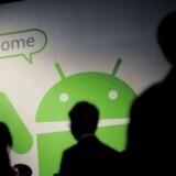 Planerne for videreudviklingen af Android skal udleveres til Apple, mener amerikansk dommer. Arkivfoto: Josep Lago, AFP/Scanpix
