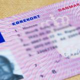 ARKIVFOTO 2007 af EU-kørekort- Se RB 6/6 2013 11.16. Justitsministeren lover, at alle ressourcer sættes ind for at opklare hacker-angreb mod cpr-register. (Foto: Allan Lundgren/Scanpix 2013)