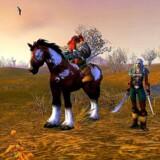 Her et screendump fra det populære online-spil World of Warcraft.