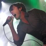Brett Anderson og band lukkede Northside Festivalen i 2011.