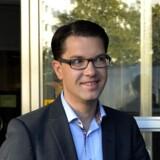 35-årige Jimmie Åkesson har været leder af Sverigedemokraterna siden 2005. Han har været medlem af Rigsdagen i Sverige siden 2010 og er kendt for at være islamkritisk og modstander af indvandring. Arkivfoto: Anders Wiklund