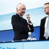 Maersk Line er næsten klar til at sætte de sidste underskrifter på de længe ventede nye skibsbestillinger. ARKIVFOTO.