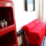 Et værelse på Omena koster fra ca. 350 kr. og der er plads til op til fire personer i værelse.