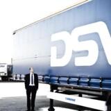 Administrerende direktør i speditørvirksomhed DSV, Jens Bjørn Andersen.