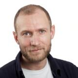 Morten Frich, journalist og leder af gravergruppen på Berlingske.