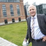 Den fynske olierigmand, Torben Østergaard-Nielsen, der står bag olie- og shipping-koncernen USTC, etablerer sig nu i Aalborg og snupper en række topfolk fra det konkursramte OW Bunker.