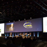 København har i denne uge huset en stor, europæisk konference om udbredelse af fibernet. Men Danmark rykker bagud på den internationale rangliste. Foto: Thomas Breinstrup