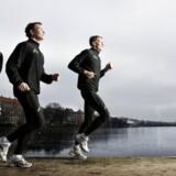 Arkivfoto. Ny undersøgelse viser, at moderat træning er sundest.