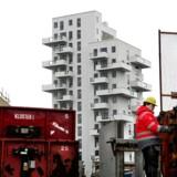 I 2013 vil der kun blive begyndt byggeri af 9.500 nye private og almene boliger, viser tal fra Dansk Byggeri.