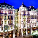 Du kan fx booke en nat på det luksuriøse 5-stjernede Corinthia Hotel i Budapest for 1.003 kr.