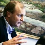 Den nye topchef i Coop skal kunne samarbejde med bestyrelsesformand Lasse Bolander (bill.).