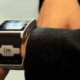 Det italienske ur ser mere elegant ud på armen, end man umiddelbart skulle forestille sig. Foto: Kurt Lekanger, amobil.no
