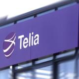 Nordens største teleselskab, Telia, er det første, som aflægger halvårsregnskab. Arkivfoto: Torben Christensen, Scanpix
