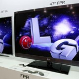 Sydkoreanske LG er en af de helt store fladskærmsproducenter, men markedet er trængt for tiden. Arkivfoto: Truth Leem, Reuters/Scanpix