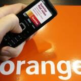 TDCs schweiziske datterselskab, Sunrise, og France Télécoms Orange er nu fusioneret, og franskmændene styrer. Foto: Sebastian Derungs, AFP/Scanpix
