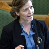 Ellen Trane Nørby: »De kommuner, der ikke lever op til lovgivningen, vil blive kontaktet. Jeg synes, det er meget bekymrende, at nogle kommuner har så store klasser.«