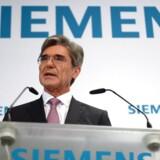 Siemens efter ordredyk: Ser stærkt ordrekvartal på møller i Q4