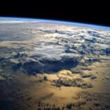 Jorden fotograferet fra ISS 2. september 2014.