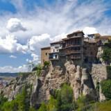 Middelalderbyen Cuenca er på UNESCOS verdensarvsliste.